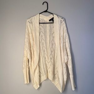 2/$25-FOREVER 21 CARDIGAN